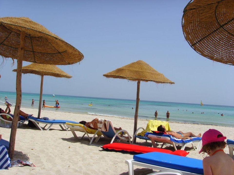 Strand SENTIDO Djerba Beach