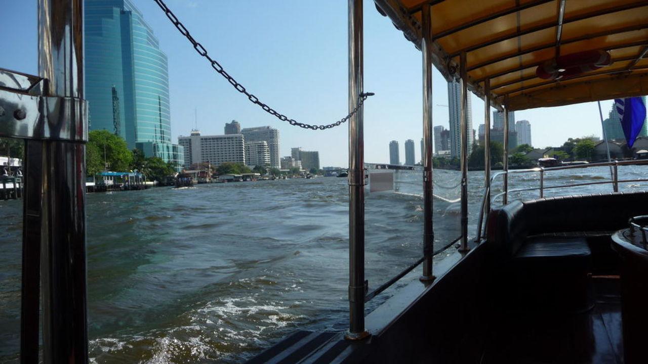 Hilton Hausboot Millennium Hilton Bangkok