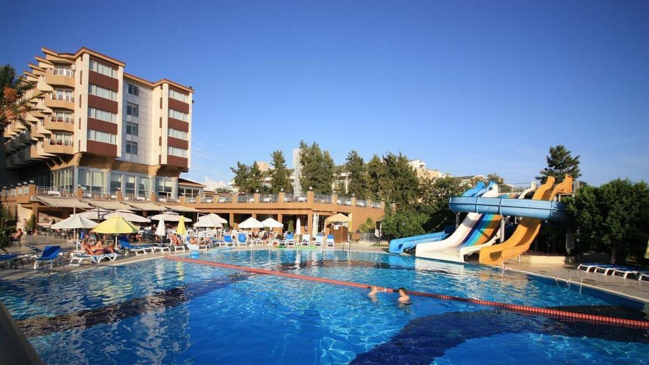 Pool Hotel Terrace Beach Resort