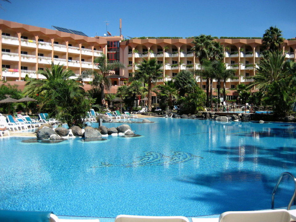 Hotel Puerto Palace In Puerto De La Cruz