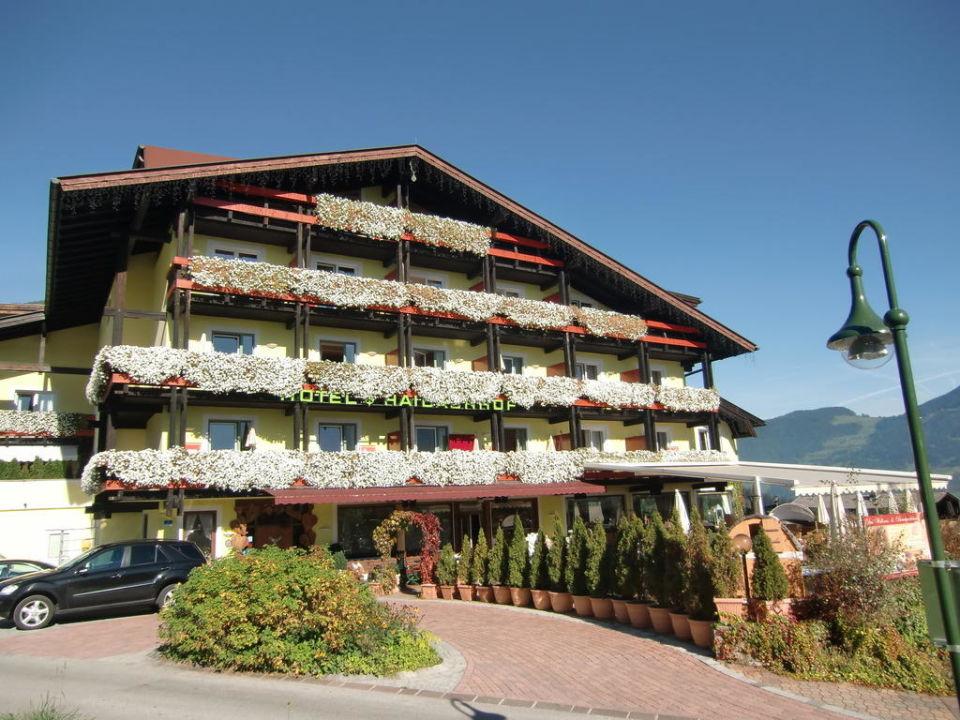 Hotelansicht Hotel Haidachhof