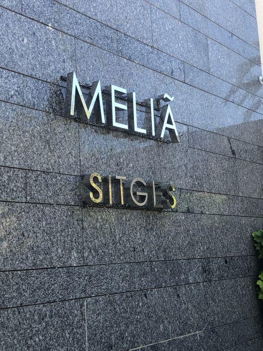 Außenansicht Melia Sitges