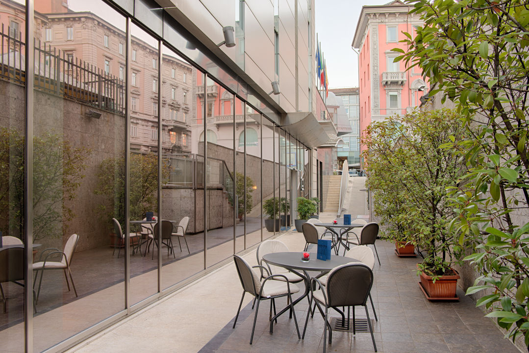 Sonstiges Hotel NH Bergamo