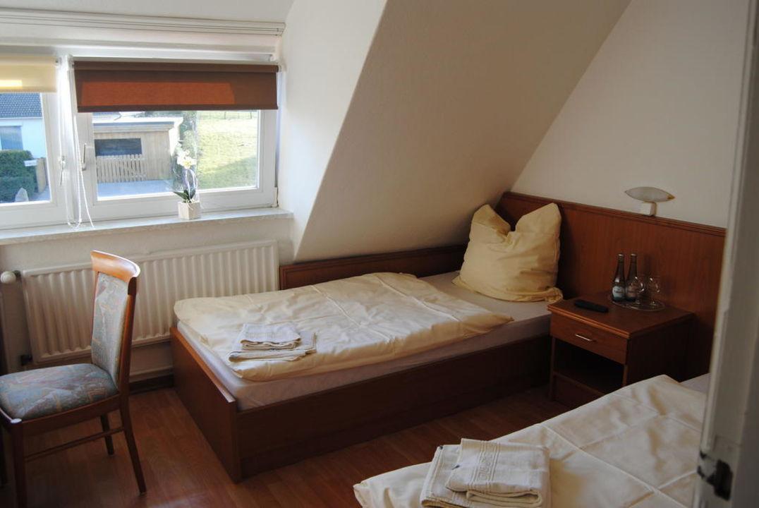 Zweibettzimmer Gasthof Hoh-Wächter