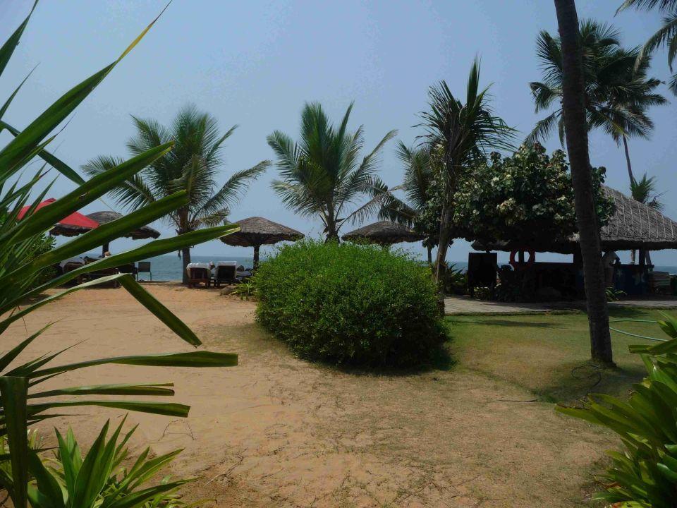 Etwas zurück versetzt Hotel Vivanta by Taj Kovalam