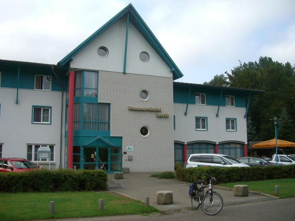 Hotel Pommernhotel Stadt-gut-Hotel Pommernhotel