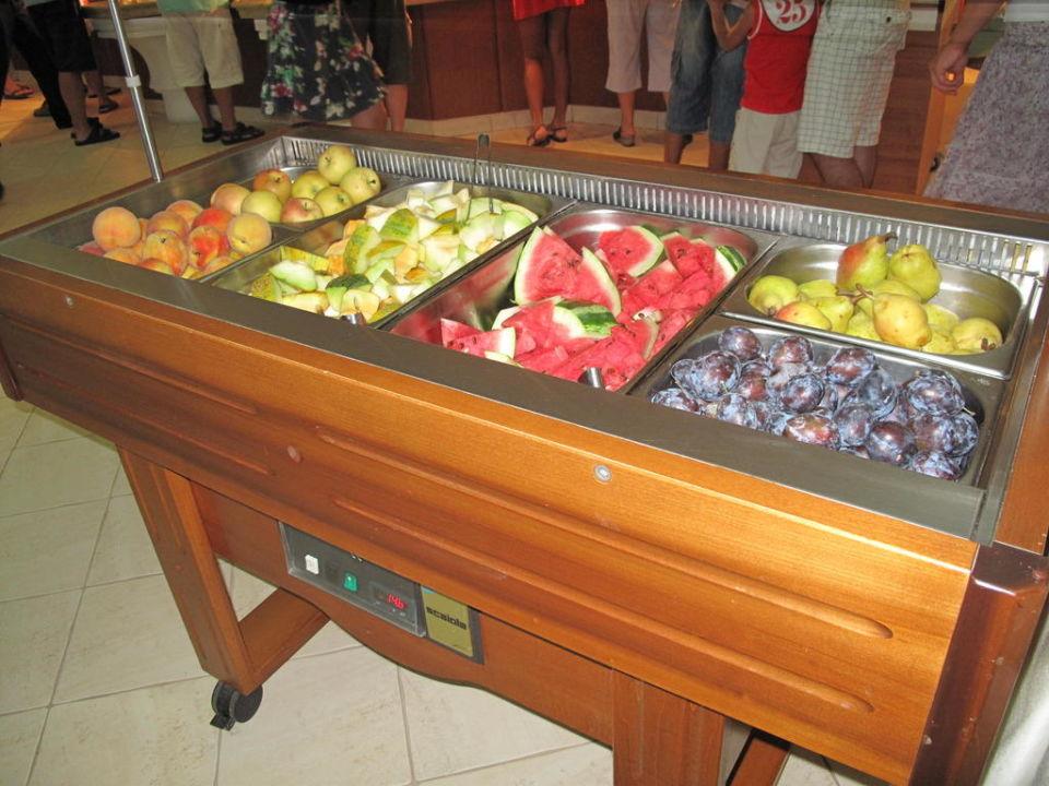 Obst Theke Beach Hotel Bellevue Sonnenstrand Holidaycheck