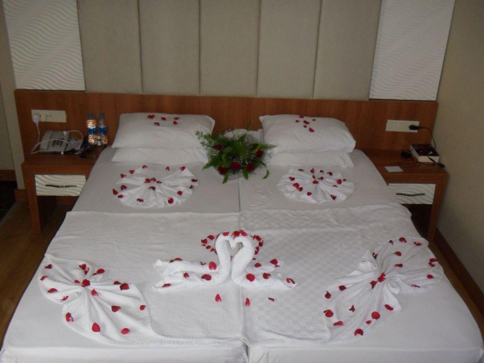 Geburtstagsdekoration tac premier hotel spa alanya Geburtstagsdekoration