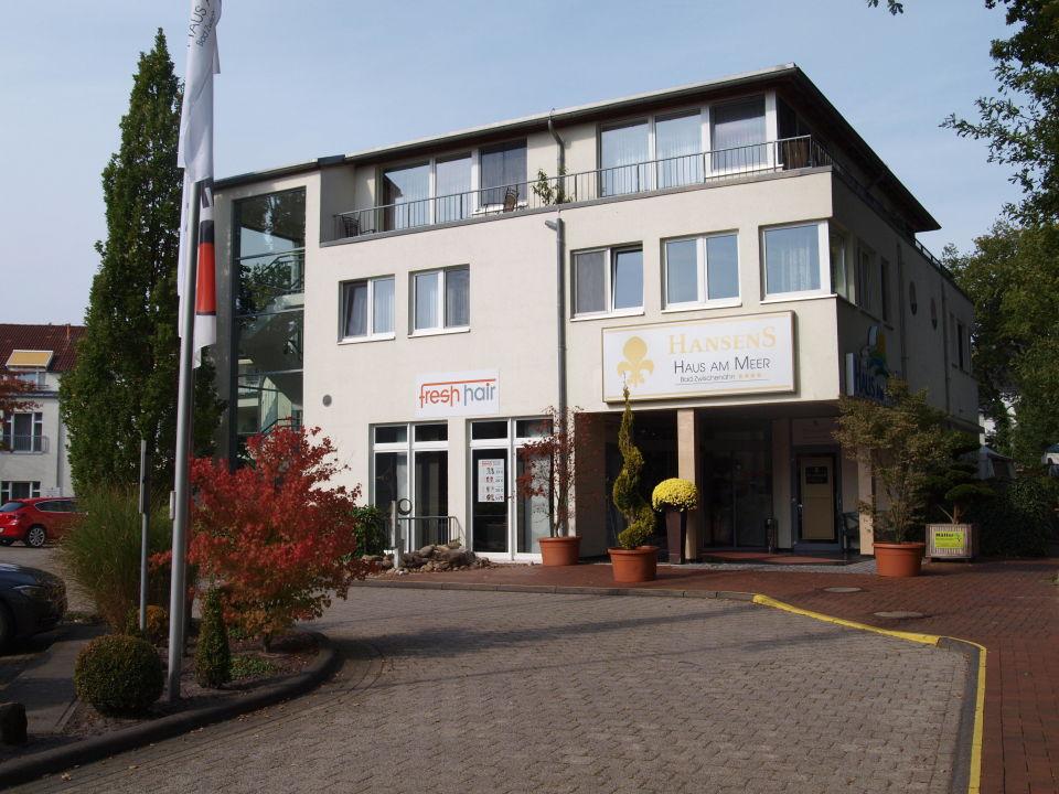 """""""Eingangsbereich"""" HansenS Haus am Meer Bad Zwischenahn"""