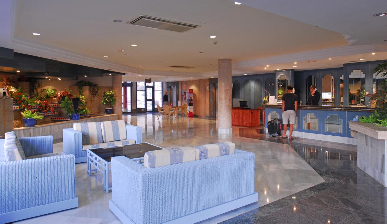 Rezeption Hotel Kn Matas Blancas