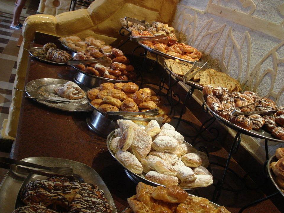 Süßstücke zum Frühstück Alf Leila Wa Leila