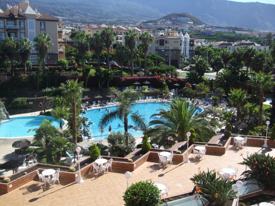 Noch ein Blick von Zimmer 333 Hotel Puerto Palace