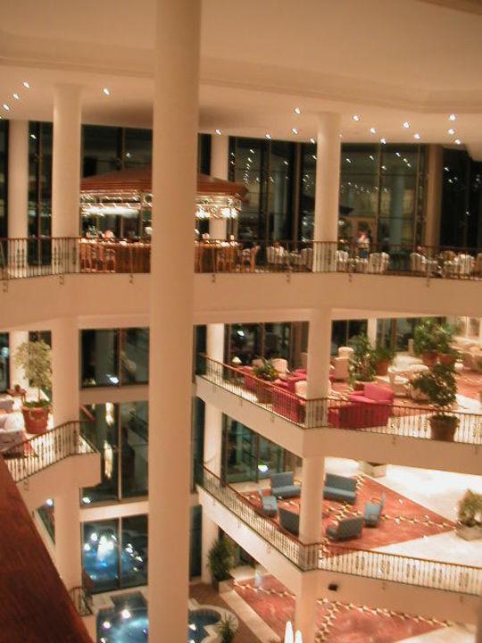 Costa Calma Palace Innenbereich 3 SBH Hotel Costa Calma Palace