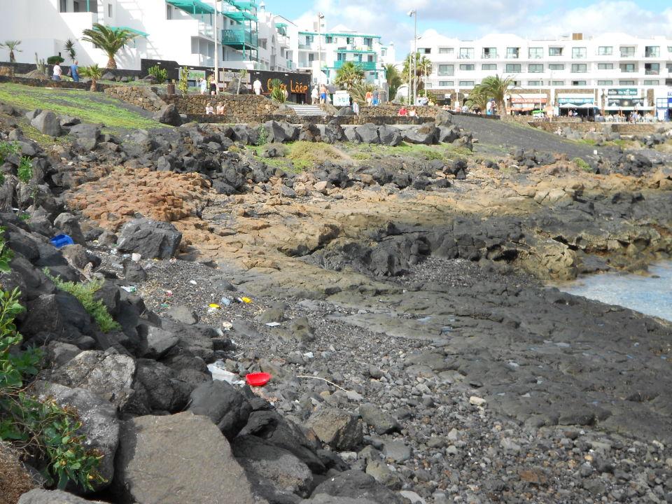 Müll Costa Teguise Hotel Mansion Nazaret