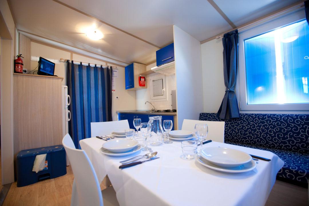 Confortevole soggiorno casa mobile Maddalena\