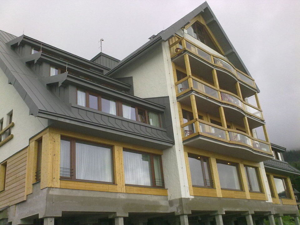 Hotel Erlebach Baude Resort Sv. František - Erlebachova Bouda
