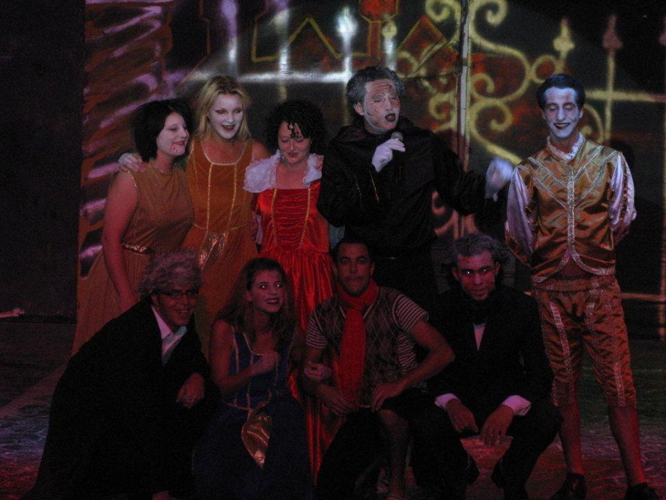 Abendshow Tanz der Vampire Alf Leila Wa Leila