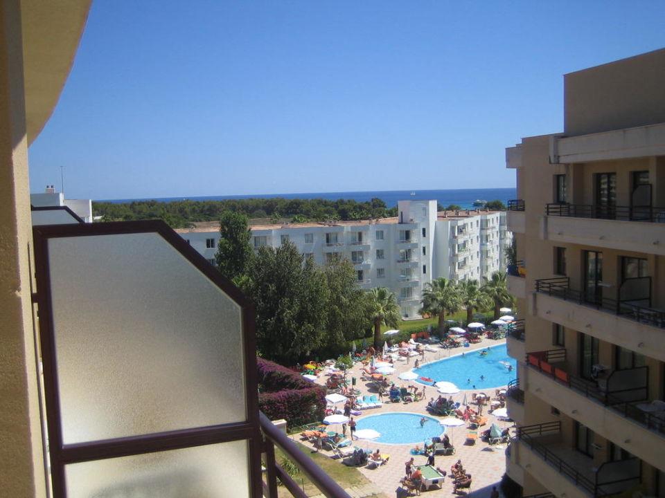 Blick Zum Meer Allsun Hotel Orient Beach Sa Coma Holidaycheck