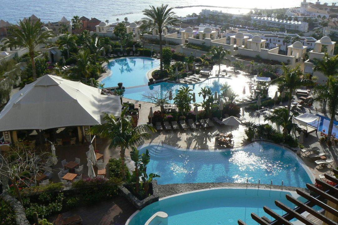 Blick Richtung Meer Hotel Vincci La Plantacion del Sur