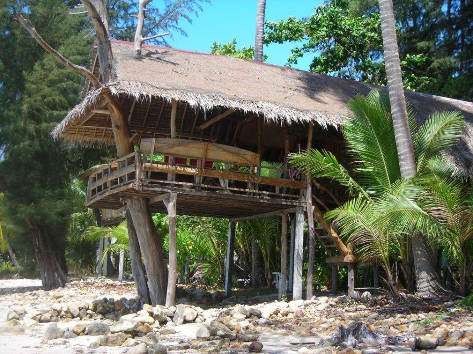 """""""Tiger Huts Bungalow"""" Santhiya Tree Koh Chang Resort in ..."""