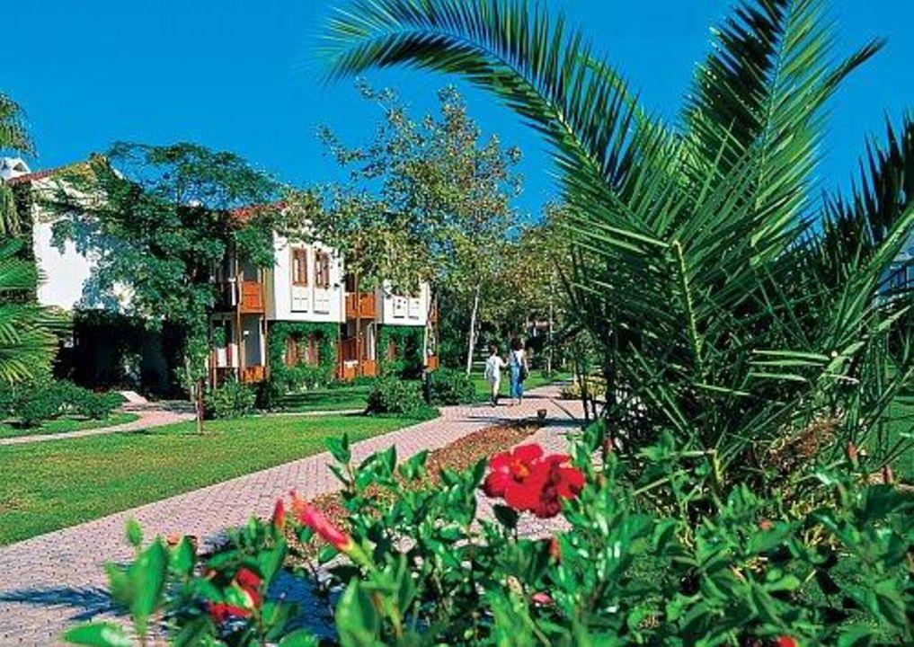 Tuana Gartenanlage Club Tuana Fethiye