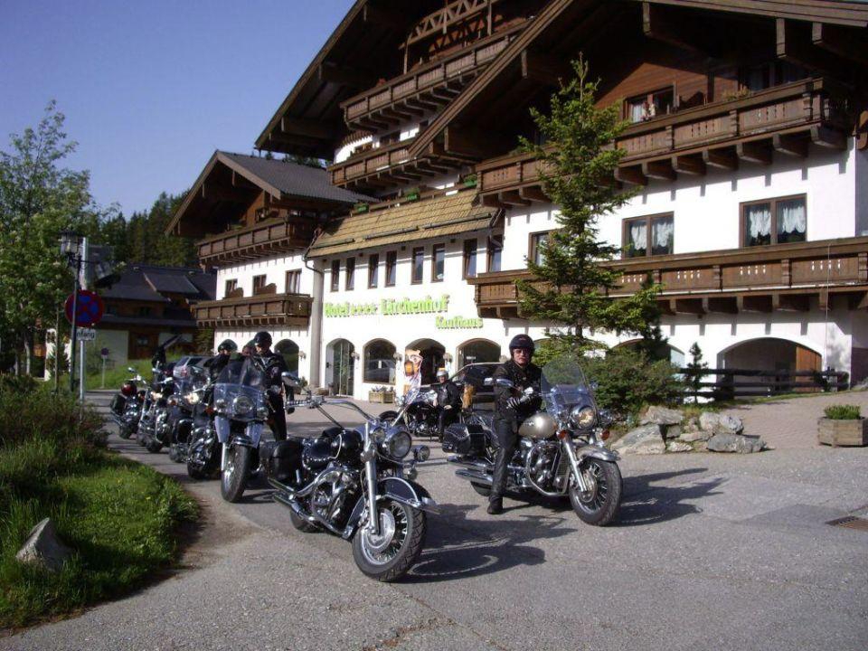 Bikerfreundlich Hotel Lärchenhof