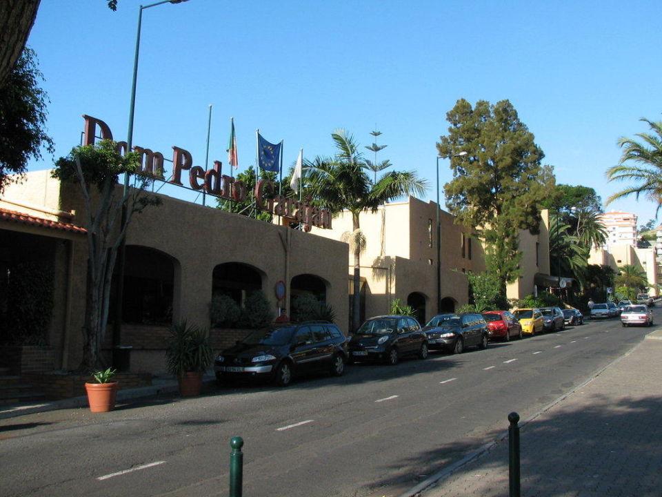 Hotel mit Wohnblocks Hotel Dom Pedro Garajau