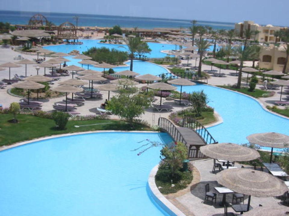 Der Pool Tia Heights Makadi Bay