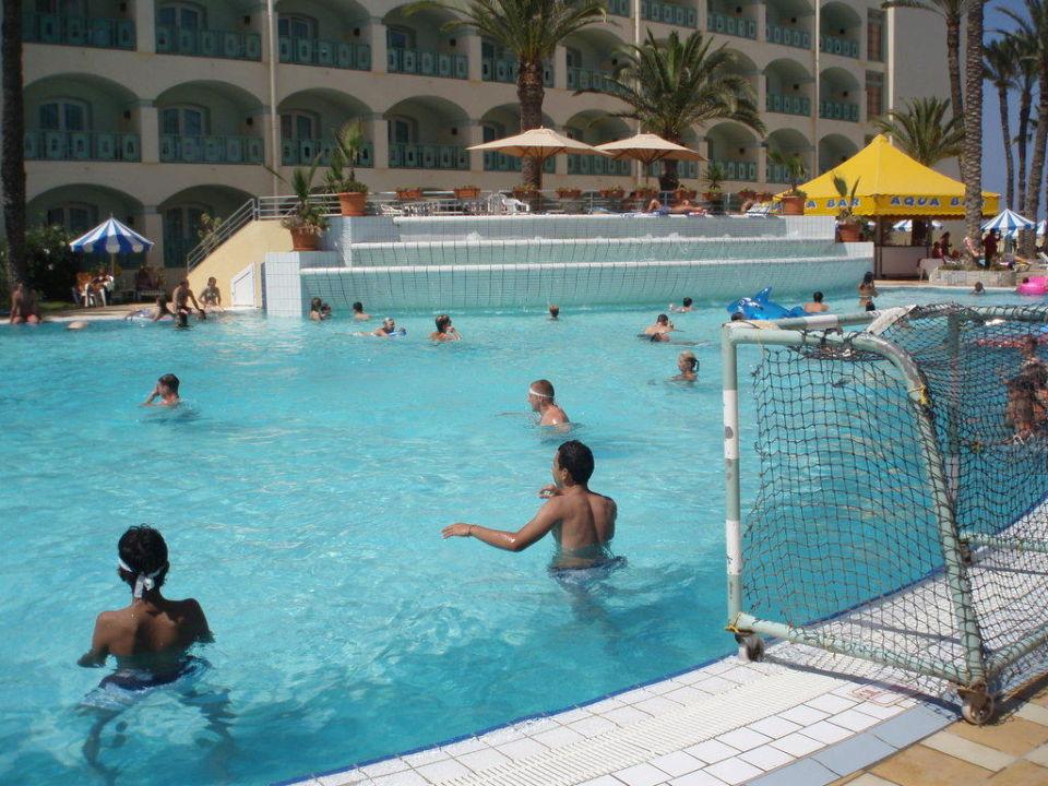 Pool Hotel Marabout