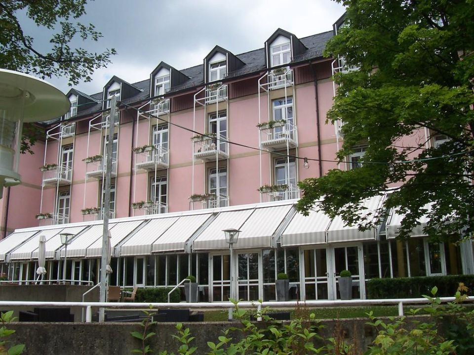 Parkschlosschen Relexa Hotel Bad Steben Bad Steben Holidaycheck
