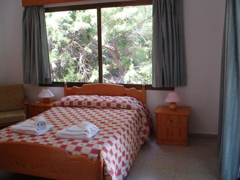 Schlafzimmer Hotel Zypriotische Villen & Landhäuser