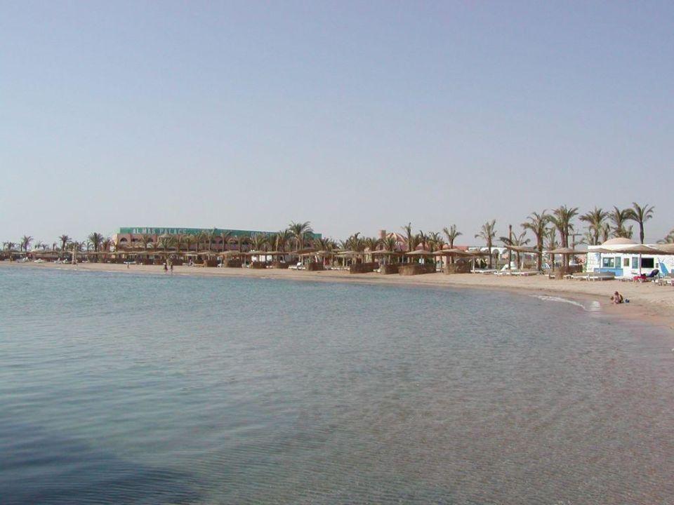 Traumhafter Strand Golden 5 Diamond Resort