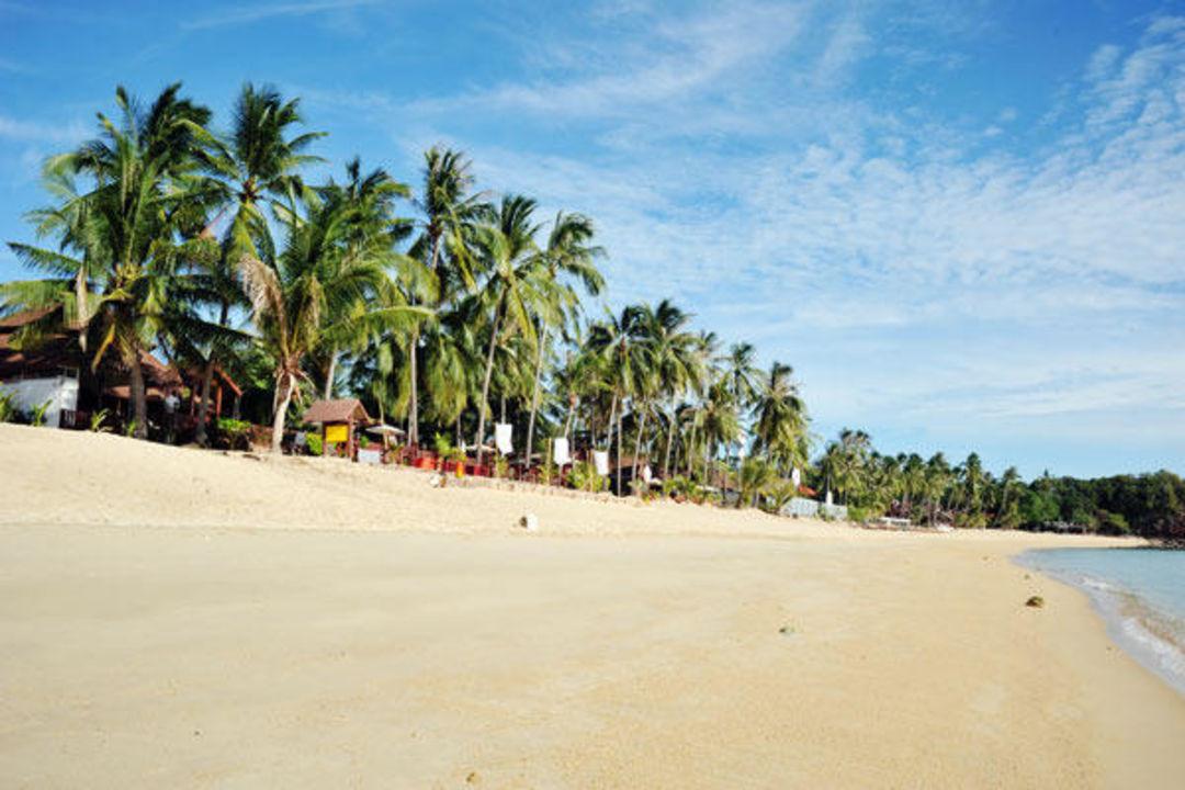 Samui Palm Beach Resort Villa
