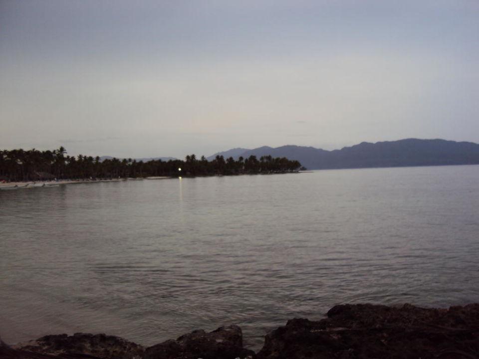Ausblick Hotel Grand Paradise Samana