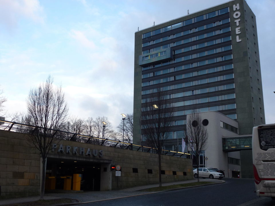 Parkhaus Kassel