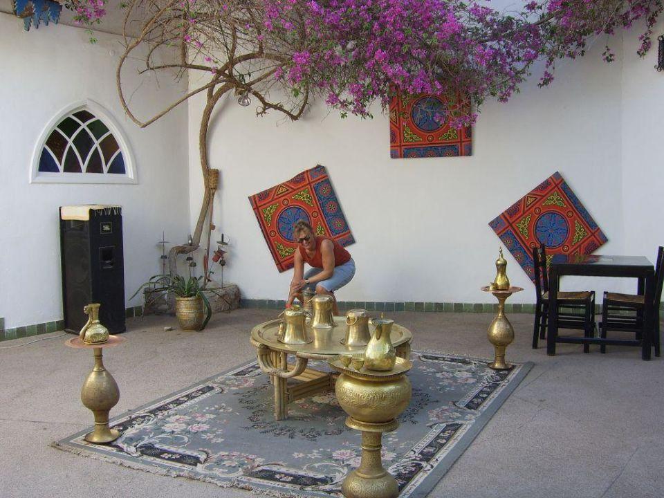 Merhaba (Orientalisches Restaurant) Taba Hotel & Nelson Village