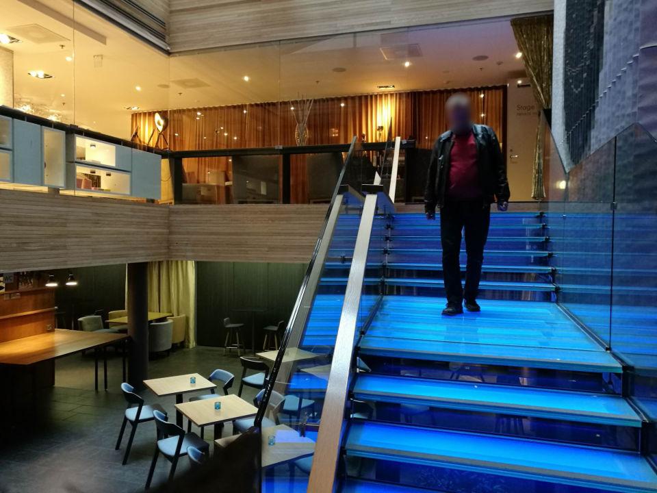 Lobby Hotel Klaus K
