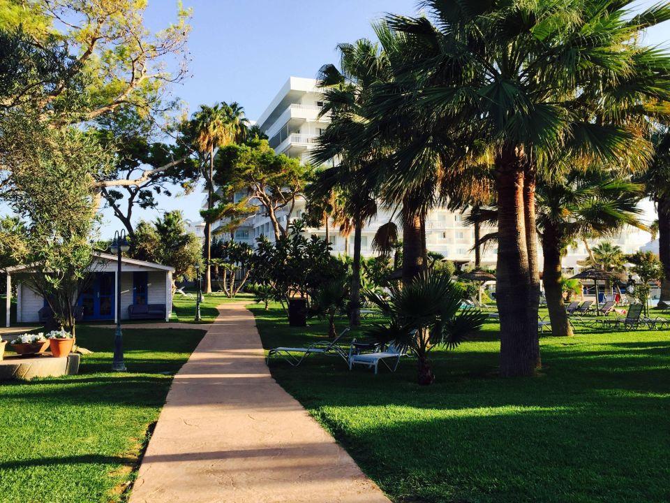 Bild tolle anlage des hotels zu hotel playa esperanza for Tolle hotels