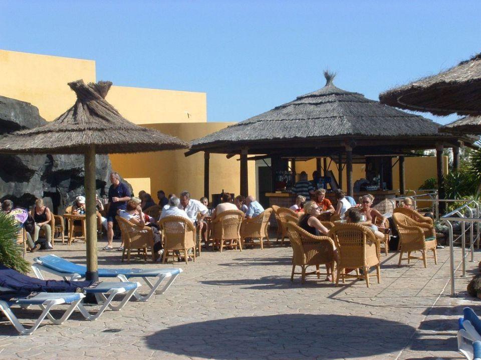 Poolbar Hotel Ambar Beach