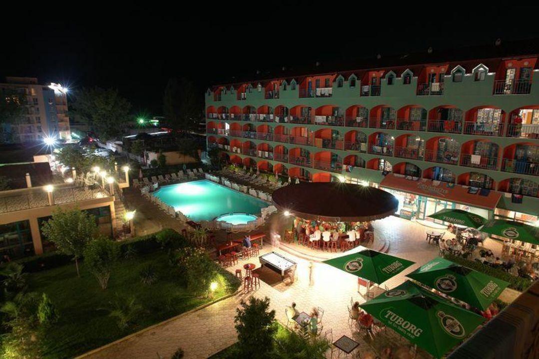 Hotel nocą Hotel Kokiche