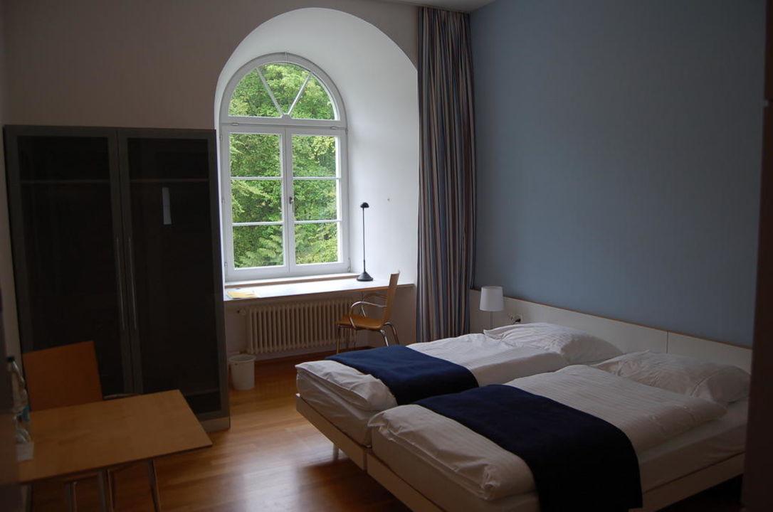 Doppelzimmer Schloss-Hotel Wartensee