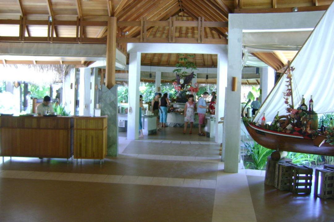 Restaurant Kuramathi Maldives