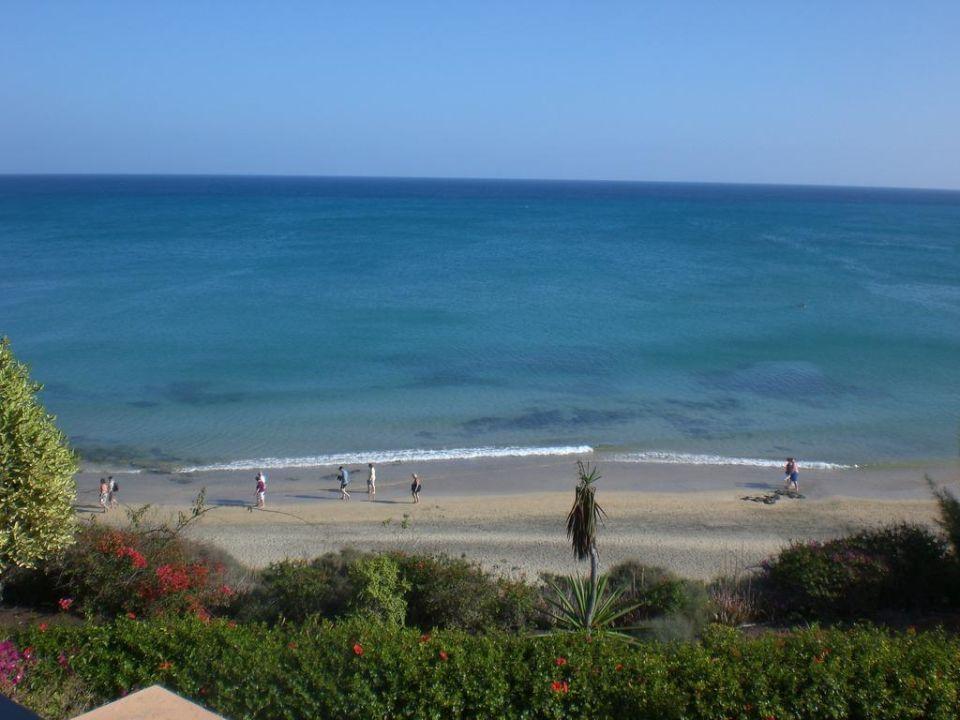 Aussicht der Suite 126 SBH Hotel Taro Beach