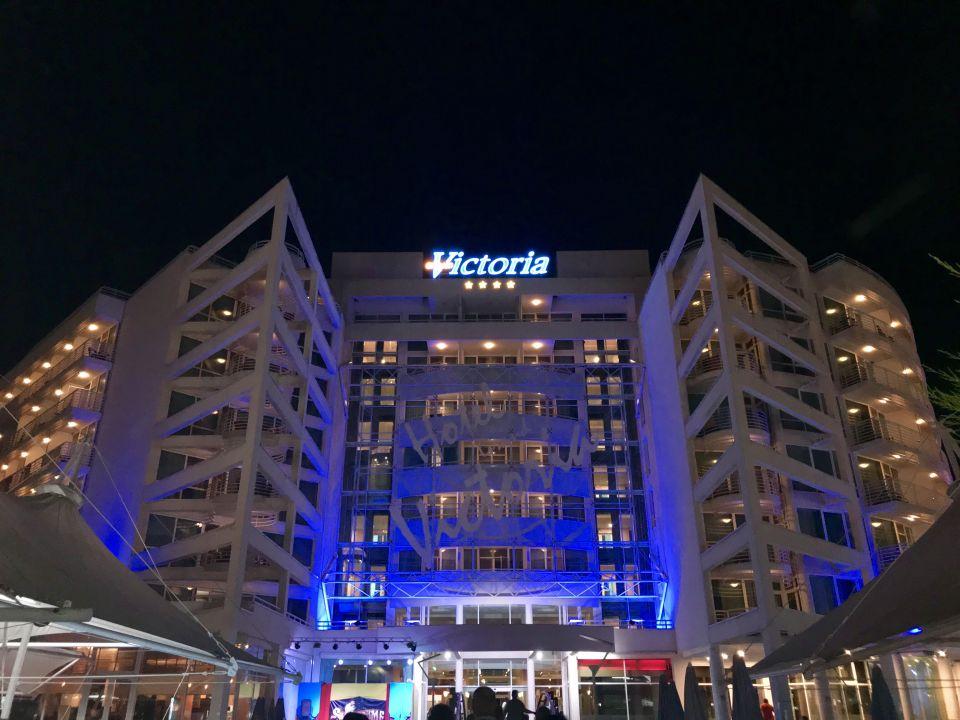 Außenansicht Hotel Grand Victoria