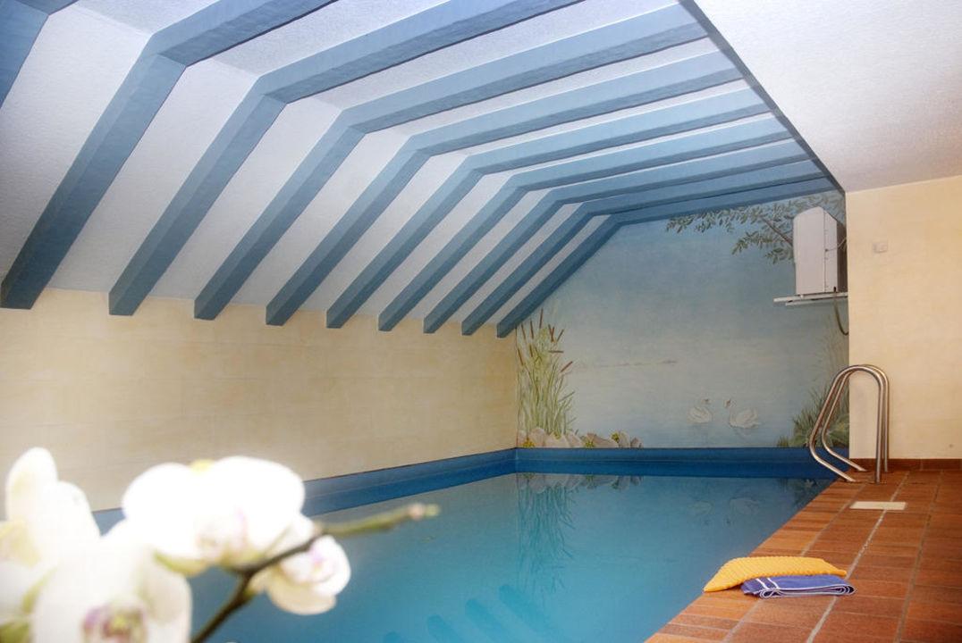 Beheiztes Schwimmbad Hotel Gasthof Koch