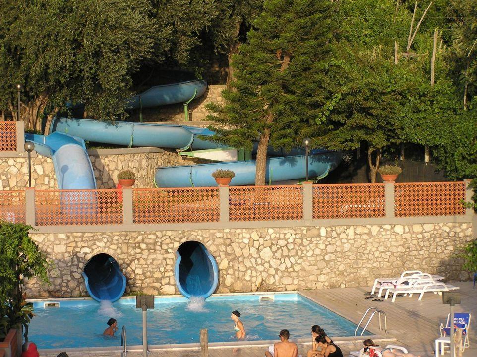 Swimmingpool Bungalows Bleu Village
