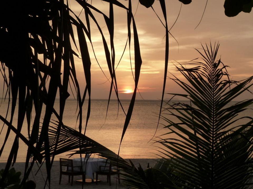 Sonnenuntergang Hotel Layana Resort & Spa