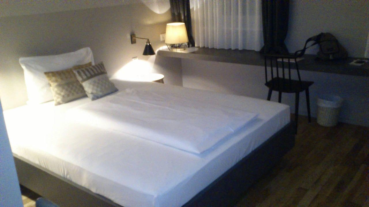 bett bold hotel m nchen giesing m nchen holidaycheck bayern deutschland. Black Bedroom Furniture Sets. Home Design Ideas