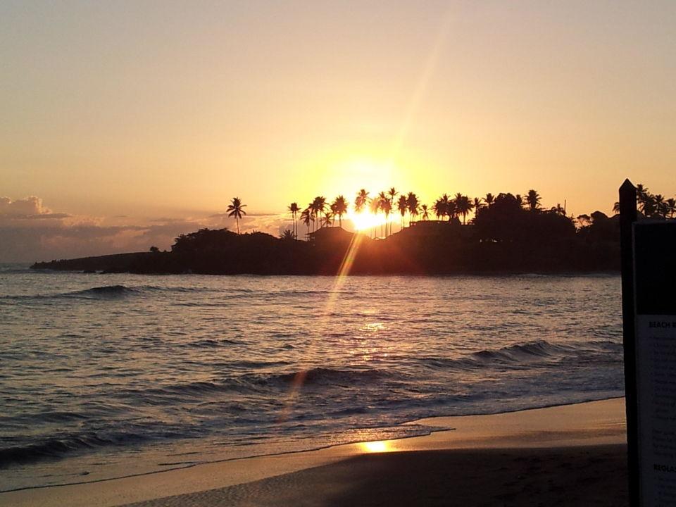 Sonnenaufgang Cofresi Palm Beach & Spa Resort