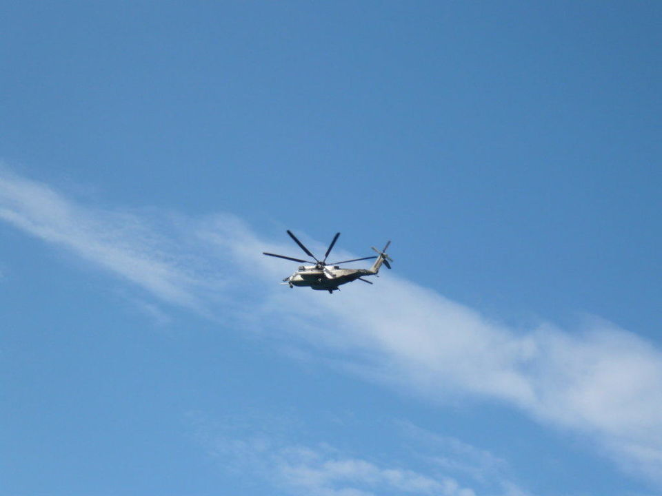 Hubschrauber Hotel Royal Decameron Club Caribbean